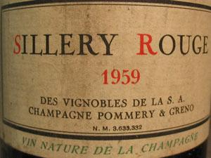 Sillery rouge