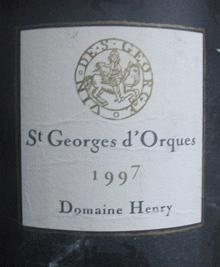 St Georges d'Orques