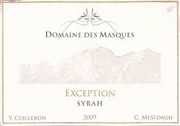 Exception Syrah