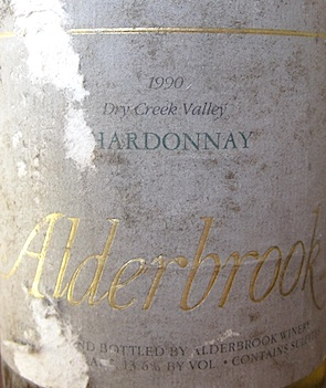 Chardonnay Dry Creek Valley