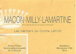 Macon Milly Lamartine