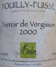 Terroir de Vergisson